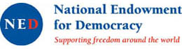 National Endowment for Democracy logo