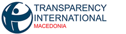 Transparency International Macedonia logo